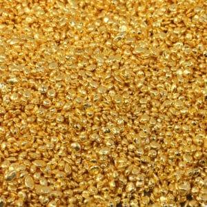 Goldgranalien-Feingold