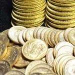 Die Scheideanstalt kauft Goldmuenzen